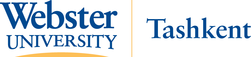 Webster University Tashkent Logo